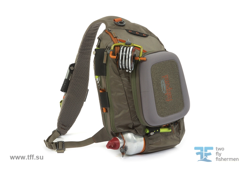Summit Sling Bag Gravel